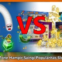 Worms Zone Hampir Saingi Popularitas Slot Online